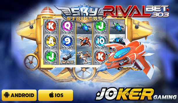 Game Mesin Slot Online Jackpot Website Joker123 Gaming Terbaik TOP